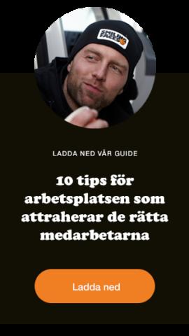 10 tips för arbetsplatsen som attraherar de rätta medarbetarna