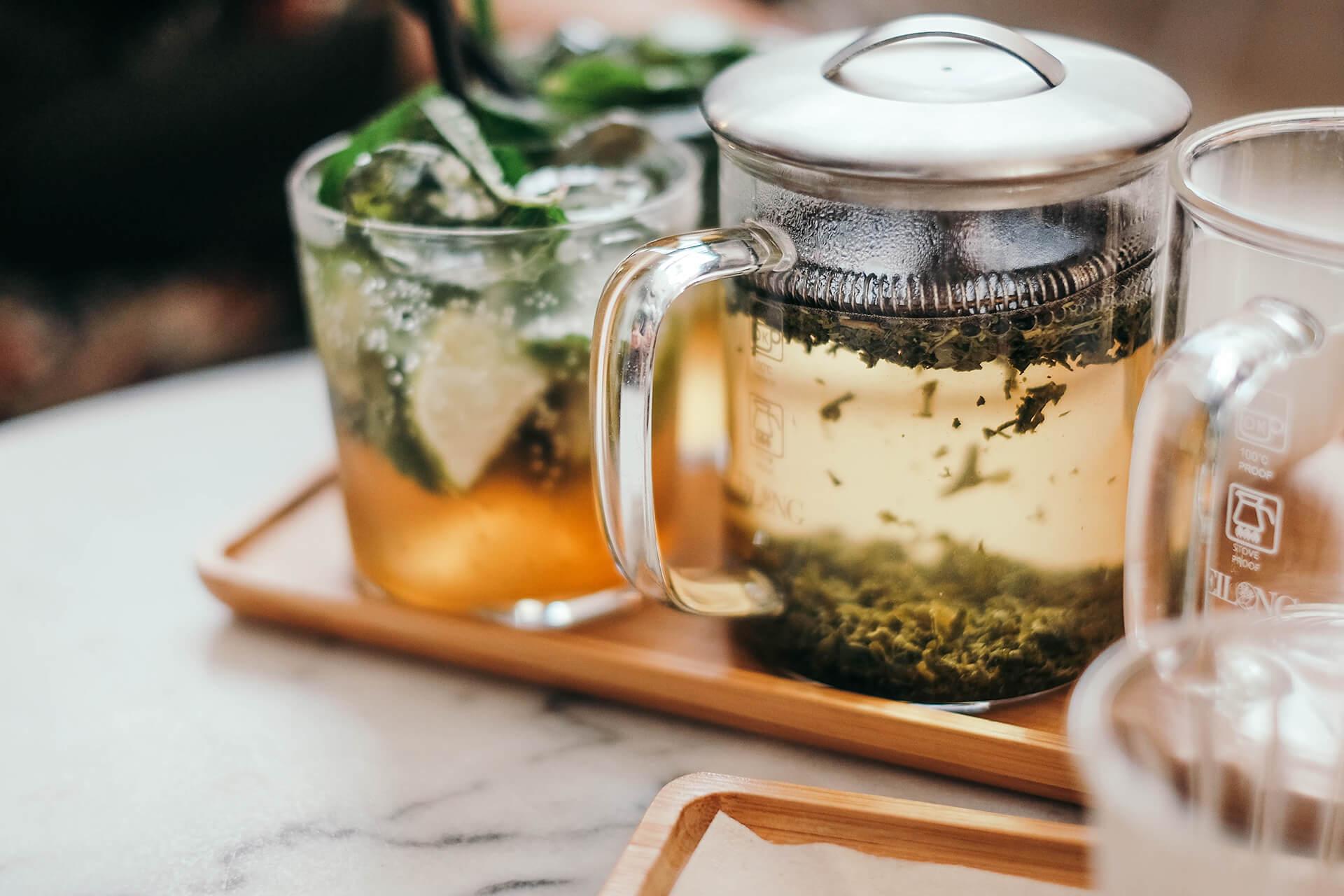 Te och dryck på kontoret