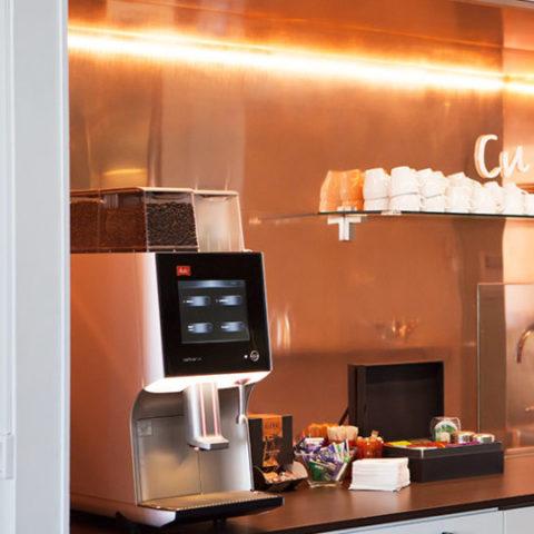 kaffestation